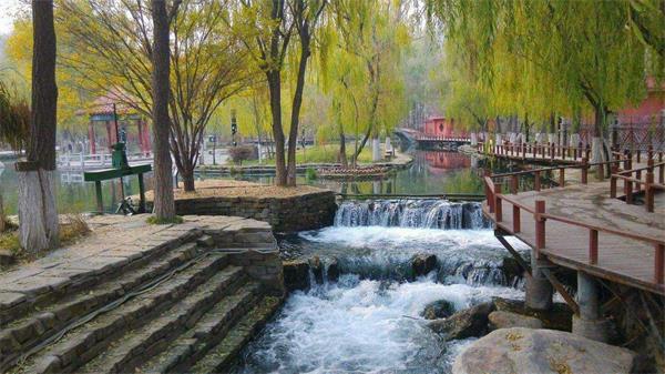 新疆水磨沟风景区使用掌门神安检设备