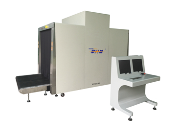 XJ150180多能量X射线安检机